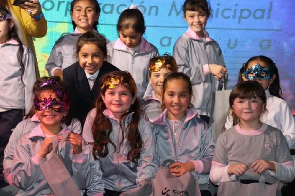 PREMIACIÓN KIDS SONG FESTIVAL DE CORMUN